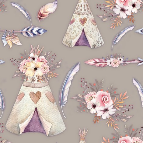 Rspring-teepee-flowers-feathers-sand-taupe-beige-by-floweryhat_shop_preview