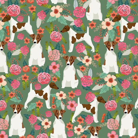 Rsmooth-fox-terrier-floral-green_shop_preview