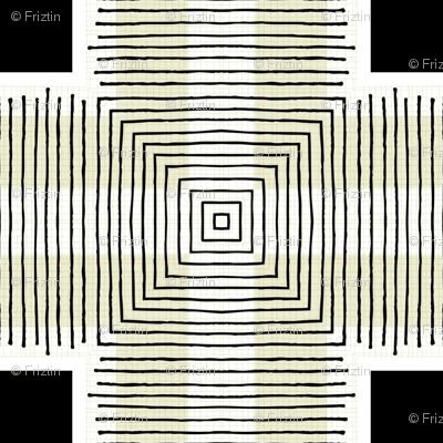 Mod Squares by Friztin