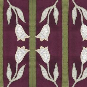 Mirrored Tulips - Medium
