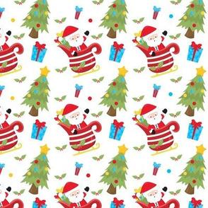 Santa Claus Mix Up