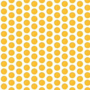 Yellow Dots - medium