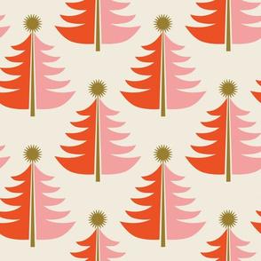 Tree Topped ~ Christmas Comfort