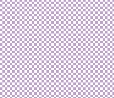 Purple Checkered fabric by snapdragonandfinn on Spoonflower - custom fabric