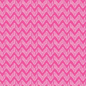 Tire Tracks Pink