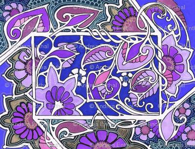 Lavender Dreams, Purple Schemes