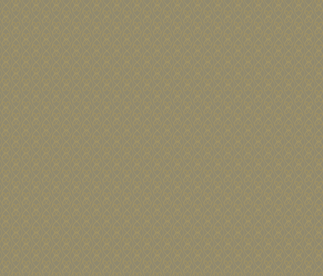 Light Gold Marquise with Warm Grey Back fabric by brandilyn_wycoff on Spoonflower - custom fabric