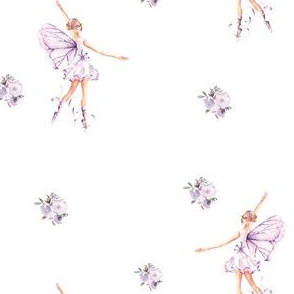 ballerina purple