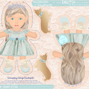 Arabella & Crumpet 14 in Doll
