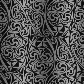 Celtic Warlord titanium