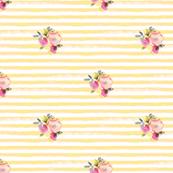stripes yellow rose-01-01