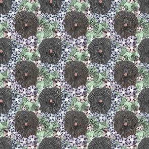 Floral Puli portraits