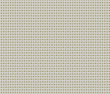 Cream + Gold Diamond Wallpaper fabric by brandilyn_wycoff on Spoonflower - custom fabric