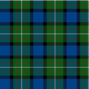 "Ferguson Ancient / Ferguson of Atholl tartan, 3"" modern colors"