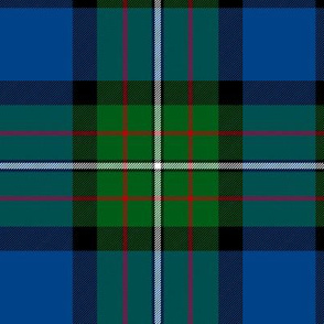 "Ferguson Ancient / Ferguson of Atholl tartan, 6"" modern colors"