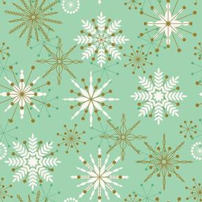 Frosty Flakes ~ Jadite