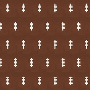 football - vintage  brownSMALL14