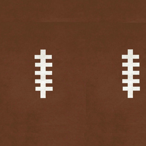 football vintage brown - 2118 2 on 1 fq 42
