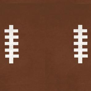vintage football 2 on 1 yard 54