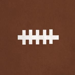 football vintage YARD 42 - wholecloth