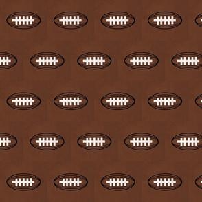 football - vintage  ball MED 42