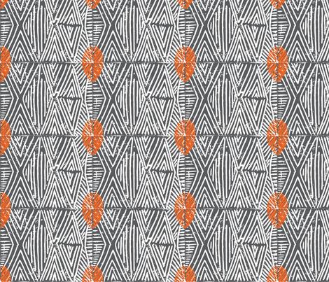 tribal_tile fabric by yetunderodriguezdesign on Spoonflower - custom fabric