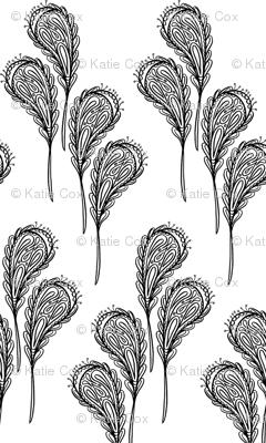 leaf pattern 2 small