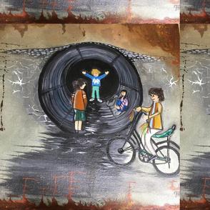 Teresa Street Tunnel