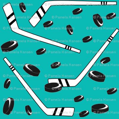 hockey lt blue 50