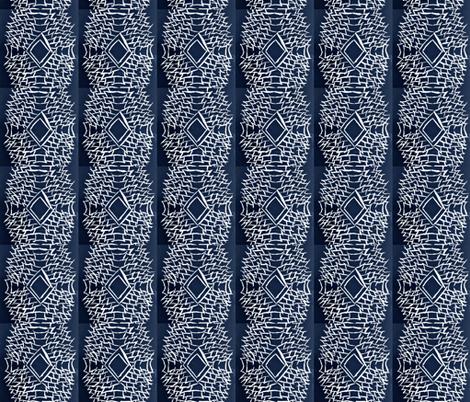 Tribal Tattoo fabric by owenbucholtz on Spoonflower - custom fabric
