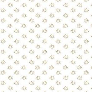 fish white tan