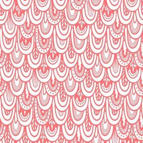 scallops coral