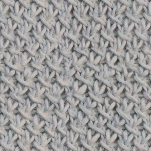 Cozy Diagonal Knit Stitch