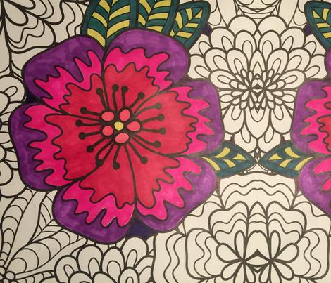 03D4589E-32B4-4AF0-98CC-D179730A588E fabric by goddessivylove on Spoonflower - custom fabric