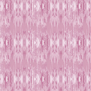 dusty pink ikat