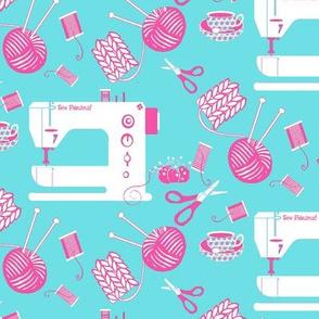 vintage sewing//  knitting// sewing//  hygge// holidays // christmas //