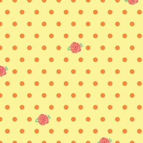 rose_polka_dots_yellow