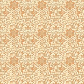 Folk Floral 01 | Natural