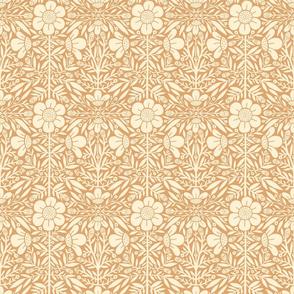 Folk Floral 01 | Natural Reversed