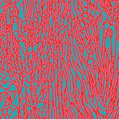 Sea Fan Lace Dark Coral