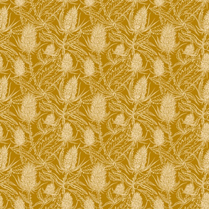 Thistle | Gold