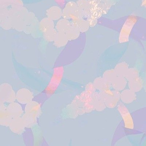 Winding Bloom soft glow