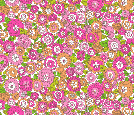 vintage 26 fabric by kategabrielle on Spoonflower - custom fabric