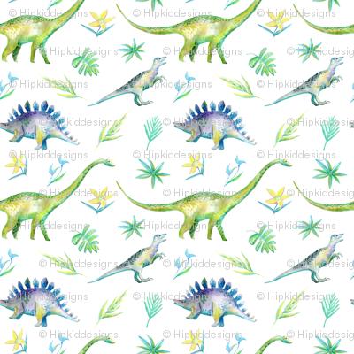 Modern Dinosaurs