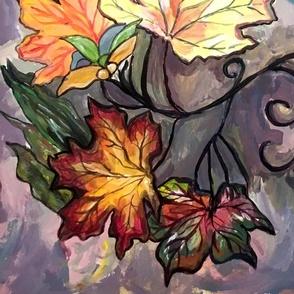 Fall Leaves _ Laurent Pumphrey