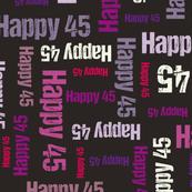 giftwrap happy 45