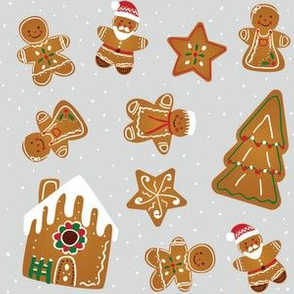 GingerbreadPattern