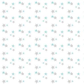stars 35 - seafoam gray