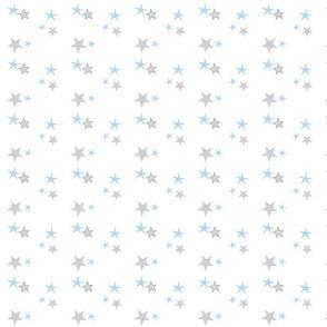 stars 35 - sky gray