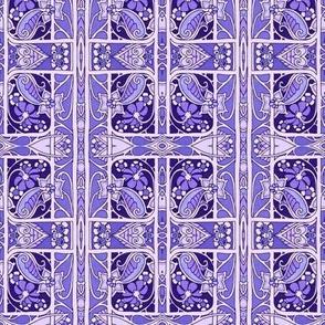 When Purple Met 1918